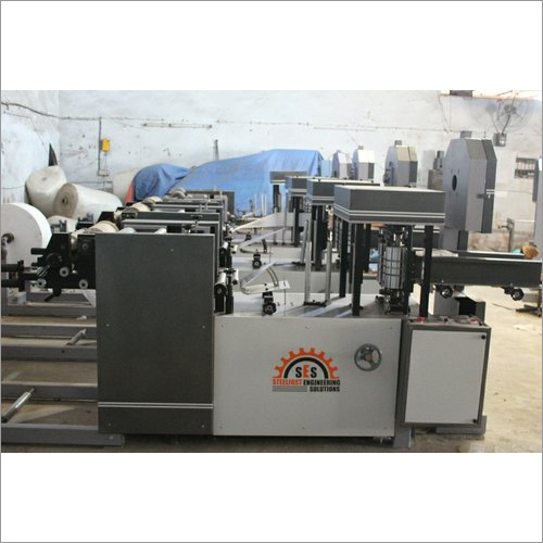 Computerised Tissue Paper Making Machine