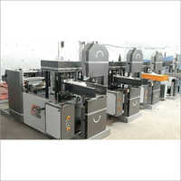 Four Fold Napkin Paper Making Machine