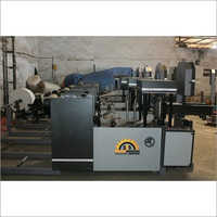 Semi Automatic Toilet Roll Machine