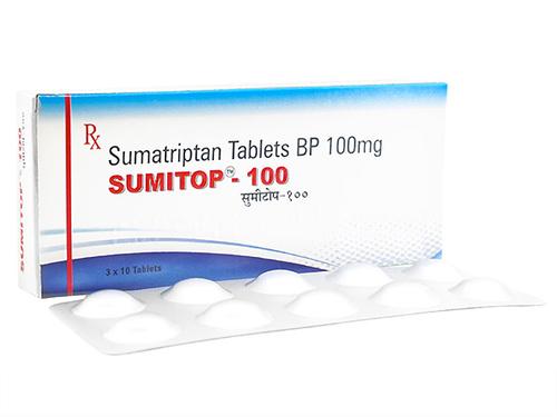 Sumitop 100mg Tablet