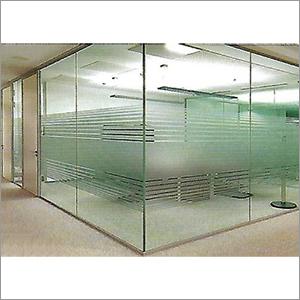 Toughen Glass Partition