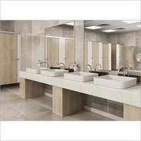 Floor Mounted Vanity System
