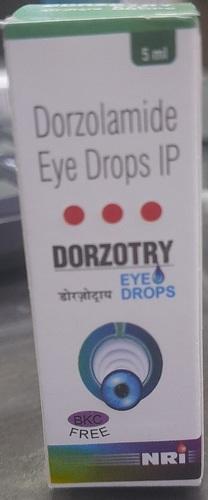 Dorzotry eye drops