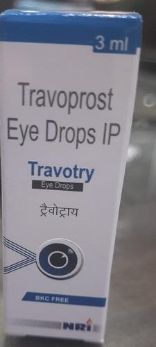 Travotry eye drops