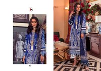 Deepsy Suit Sana Safinaz Muzlin Vol 2 Cotton Print With Embroidery Pakistani Suit Catalog