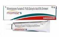 Salicylic Acid  + Mometasone  Ointment