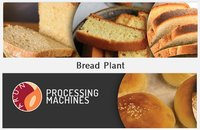 Automated Bread Processing Plant