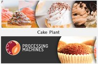 Automatic Cake Processing Machines