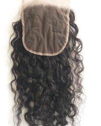 Natural Curly Closure 4x4