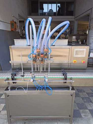 Automatic  Servo Filling Machine