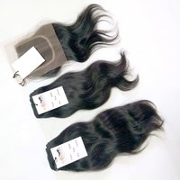 Raw Virgin Natural Hair 5x5 6x6 Hd Lace Closure
