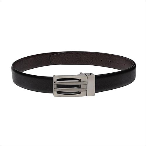 Men Textured Formal Belt