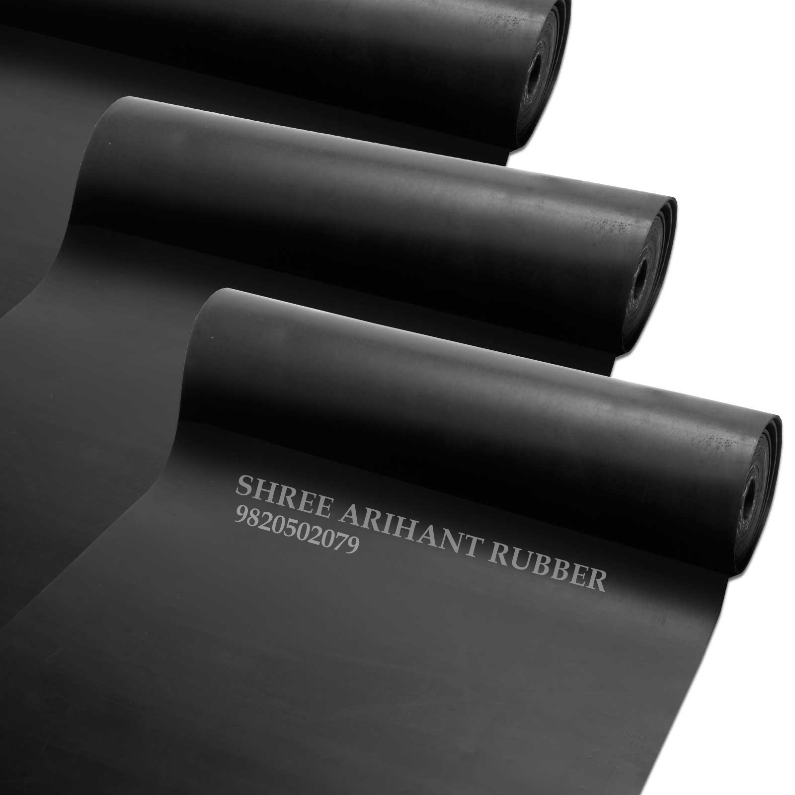 Nylon Insertion Rubber Sheets