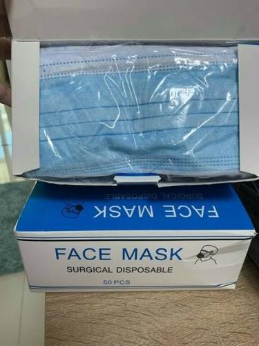 Factory Top Sale Face Mask 3 Ply Disposable For Prevention Covid19