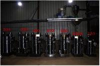 Castor Oil Hydraulic Press Machine