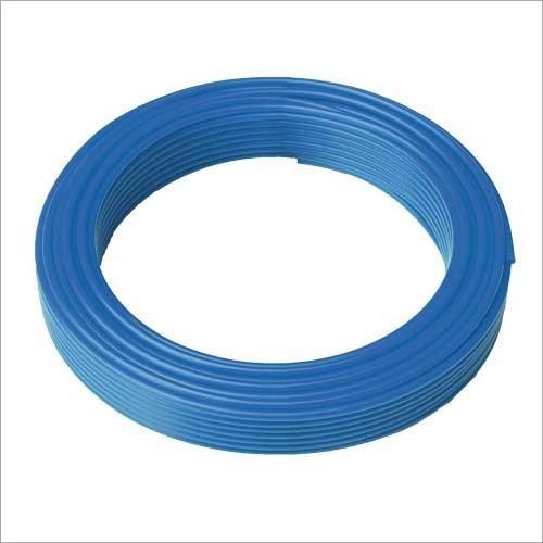Blue Polyurethane Tube