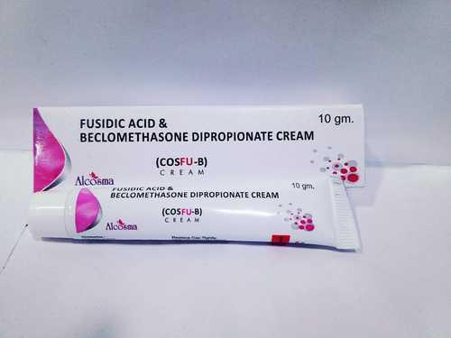 Fusidic Acid + Betamethasone Cream