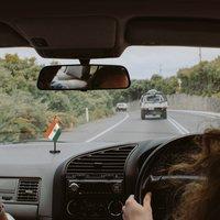 Car Dashboard Flags