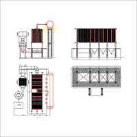 High Pressure Power Boiler