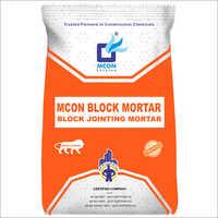 Mcon Block Mortar