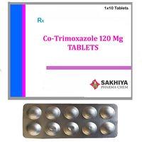 Co-Trimoxazole 120mg Tablets