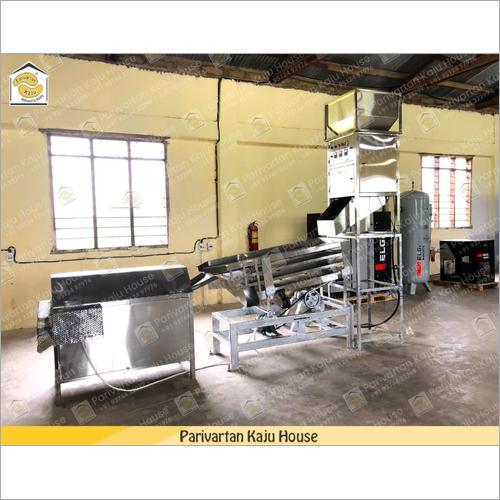 Automatic Stainless Steel Cashew Peeling Machine