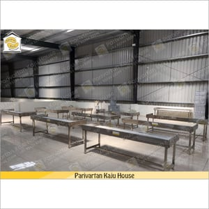 Industrial Cashew Grading Table
