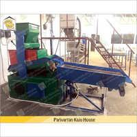 Cashew Husk Cleaning Machine