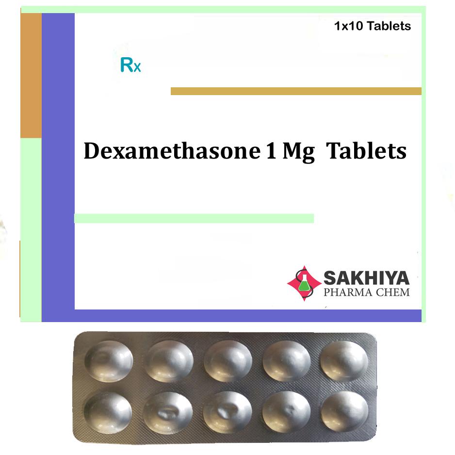 Dexamethasone 1mg  Tablets