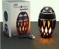 Flame Bluetooth Speaker
