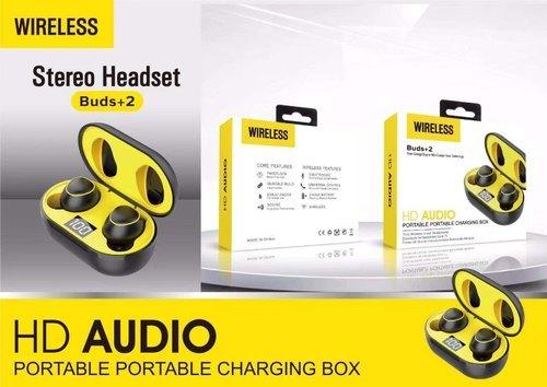 Buds +2 Stereo Headset Bluetooth Headset