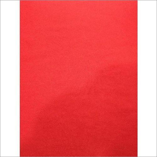 Red PP Spun Fabric