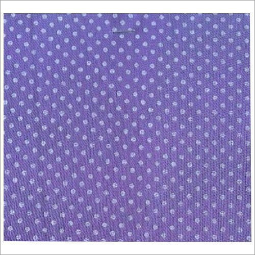 Dotted Net Fabric