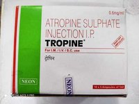 TROPINE  0.6MG/1ML