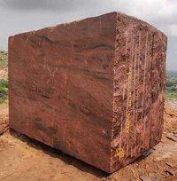 Raw Red Granites