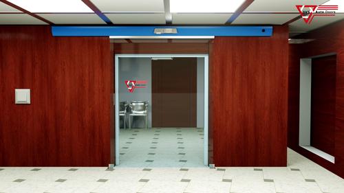DORMAKABA Automatic Doors