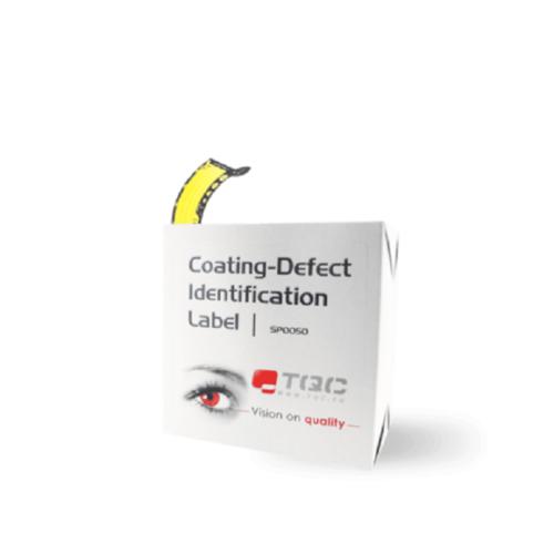 TQC SHEEN SP0050 Coating Defect Identification Label