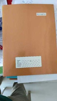 Maths Square line note books
