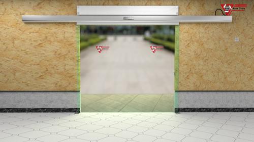 DORMAKABA Automatic Sensor Sliding Door
