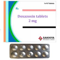 Doxazosin 2mg Tablets