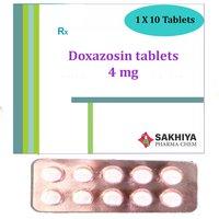 Doxazosin 4mg Tablets