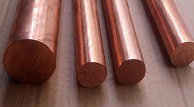 Copper Nickel Round Bar