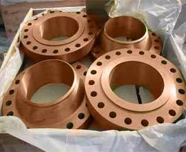 Copper Nickel Flange