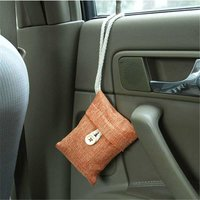 Car Air Freshener, Activated Charcoal Car Air Freshener Bag