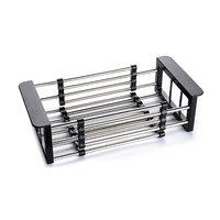 Folding Storage Rack, Stainless Steel Folding Drain Rack