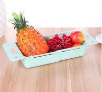 Plastic Fruit Drain Rack