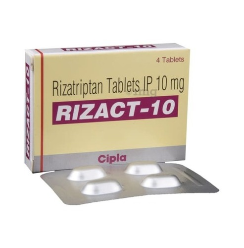 Rizact 10mg Tablets