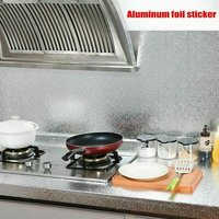 Aluminum Foil Sticker
