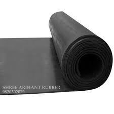 Single Ply Rubber Sheets