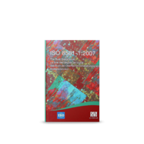 TQCSHEEN LD3020 ISO 8501 CORROSION PROTECTION OF STEEL STRUCTURES BY PAINTING